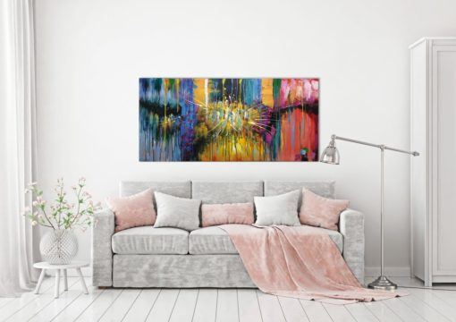 abstrakta tavlor